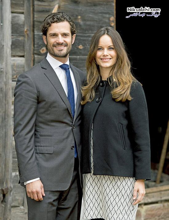 شاهزاده سوئد و همسرش و جنسیت فرزندشان