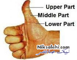 روانشناسی شخصیت از روی انگشتان دست
