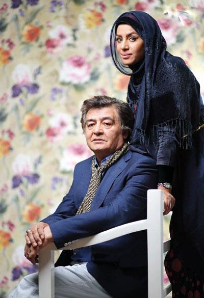 رضا رویگری و همسرش چه جوری عاشق هم شدند