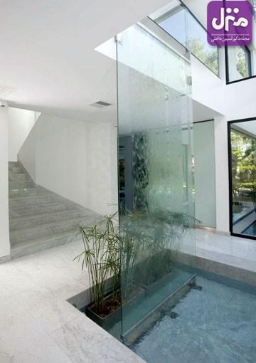 صدای پای آب در خانه شما!
