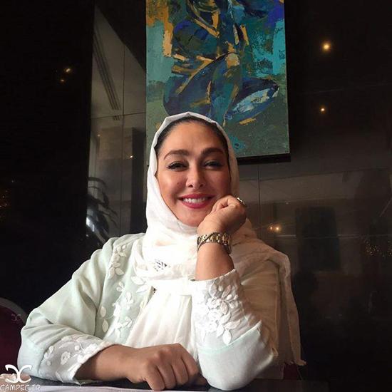 عکس های جدید و ماجرای ازدواج و علایق الهام حمیدی