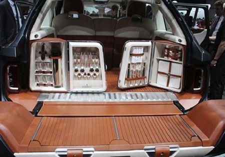 خودرو شاسی بلند لوکس 600 میلیون تومانی!! تصاویر
