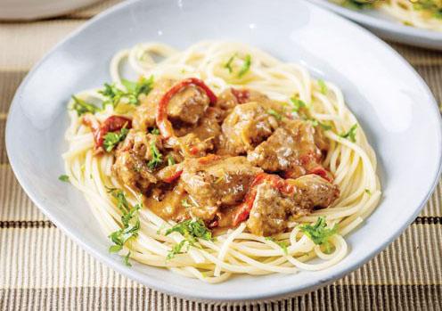 غذایی به سبک رمانتیک های ایتالیایی