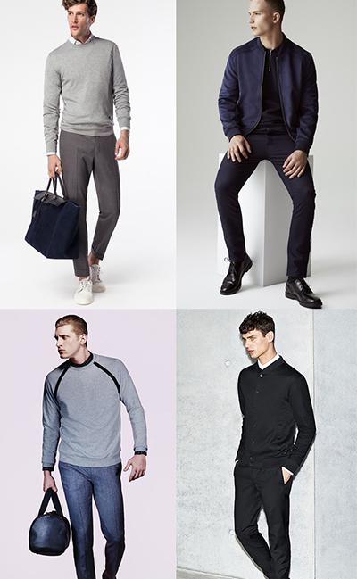 اصول لباس پوشیدن برای مردان کوتاه قد