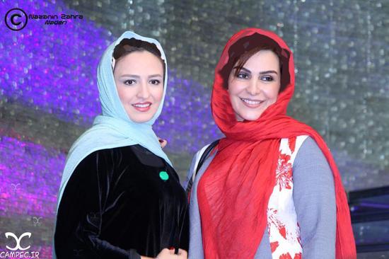 مراسم اکران فیلم هیهات با حضور هنرمندان و بازیگران مشهور