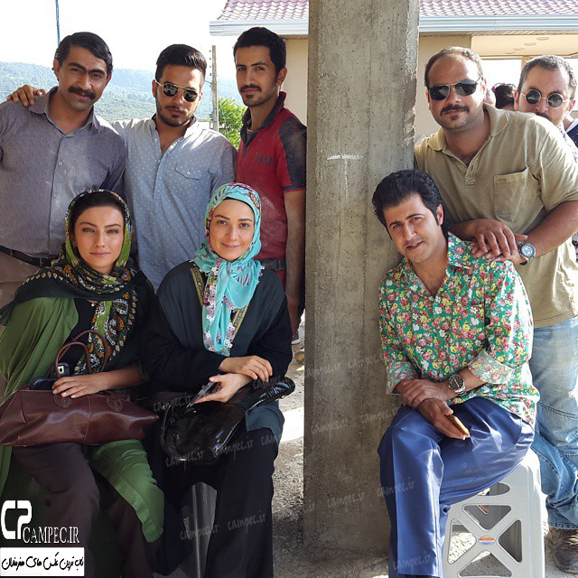 عکس های جدید و دیدنی از پشت صحنه سریال پایتخت 4
