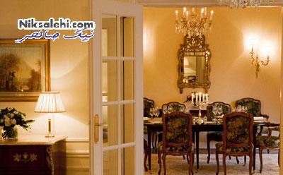 هتل لوکسی که دیوید بکهام در پاریس اقامت دارد