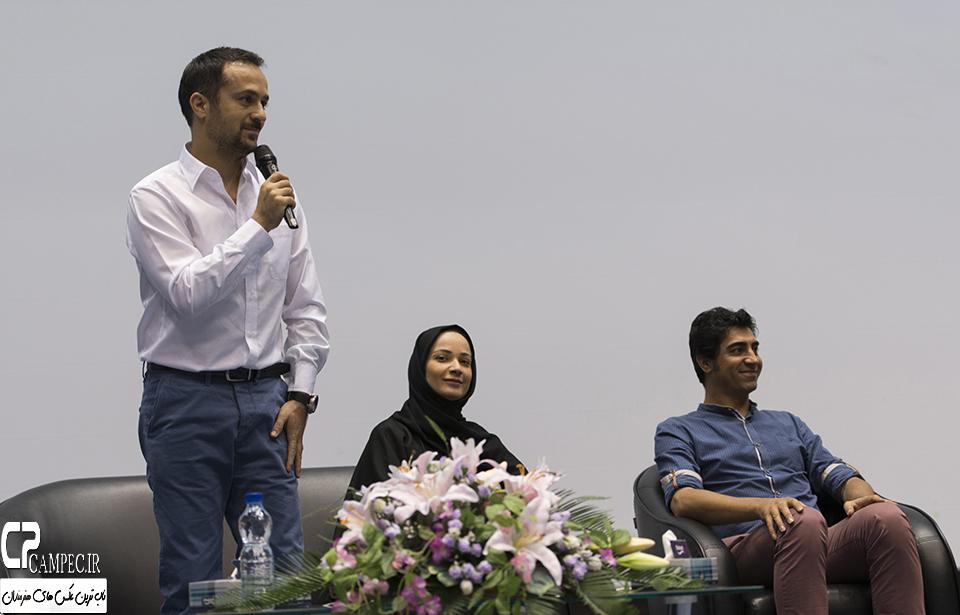عکس های مراسم تجلیل از بازیگران وعوامل سریال پایتخت