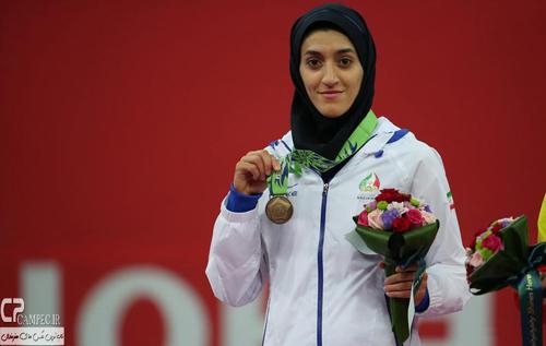 کار ایران در بازی های آسیایی تمام شد