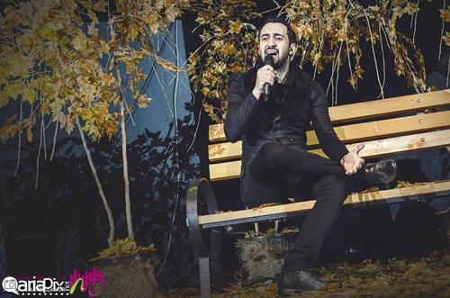 عکس های کنسرت زمستانی مهدی یراحی خواننده ایرانی