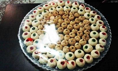 نان گردوئی شیک و خوشمزه ویژه عید نوروز! عکس