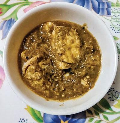 غذای ترش گیلانی
