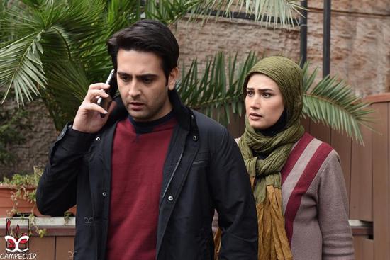 عکس های جدید بازیگران سریال پریا