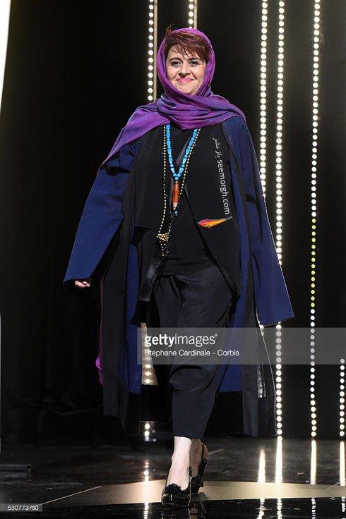 مدل لباس های کتایون شهابی در جشنواره کن Canns 2016