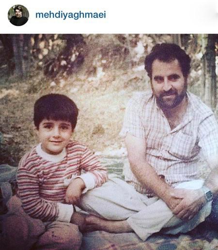 کودکی افراد مشهور و سرشناس ایرانی تصاویر