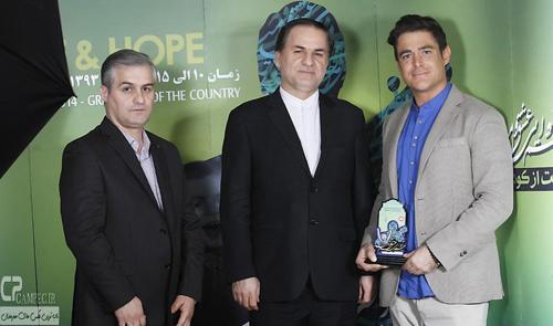 عکس های جدید محمدرضا گلزار در کنسرت مشترک خودش با مرتضی پاشایی