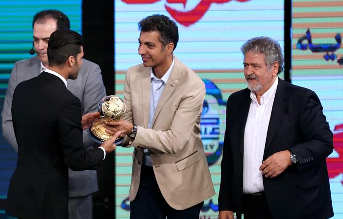 جشن فوتبال ایران برگزار شد
