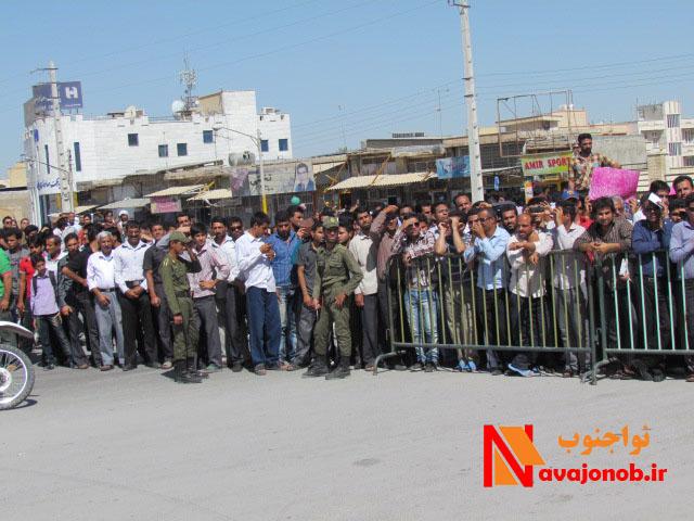 اجرای حکم شلاق در برازجان / تصاویر 16