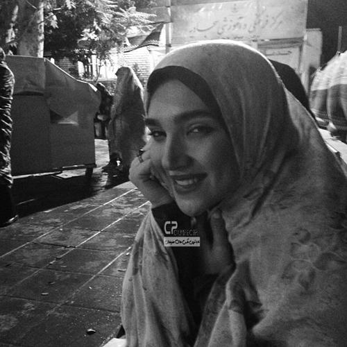 سارا رسول زاده مجری شبکه دو
