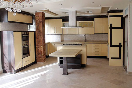 برای داشتن دکوراسیون مدرن , مناسب ترین مدل کابینت برای آشپزخانه خود را انتخاب کنید تصاویر