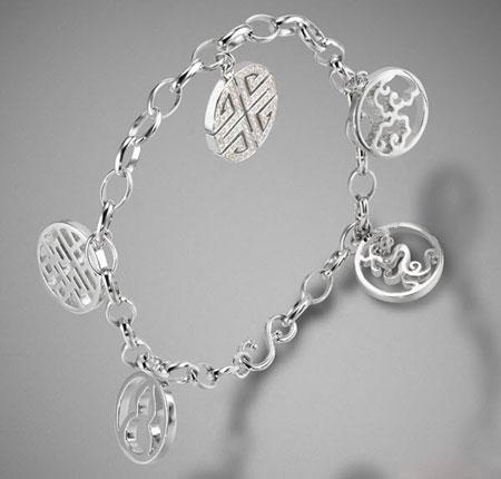 مدل دستبندهای طلا شیک  تصاویر