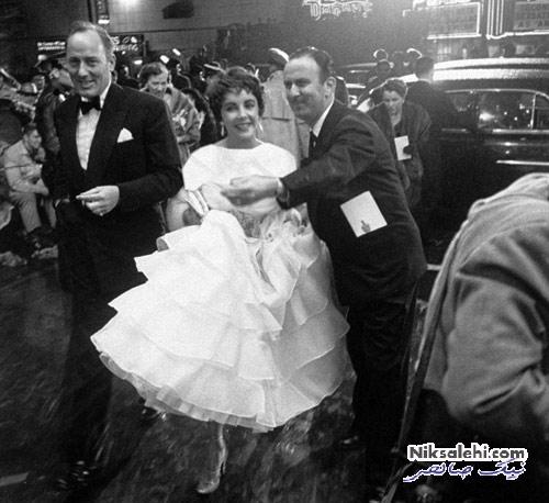 عکس های دیدنی و کمتر دیده شده از مراسم اسکار سال های دور