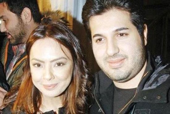 جدایی «ابرو گونش» از همسر ایرانی اش! تصاویر