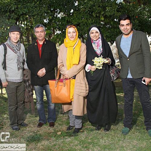 عکس های میهمانان این هفته خوشا شیراز در پشت صحنه برنامه