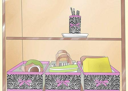ایده های ارزان برای دکوراسیون اتاق دختران نوجوان  تصاویر