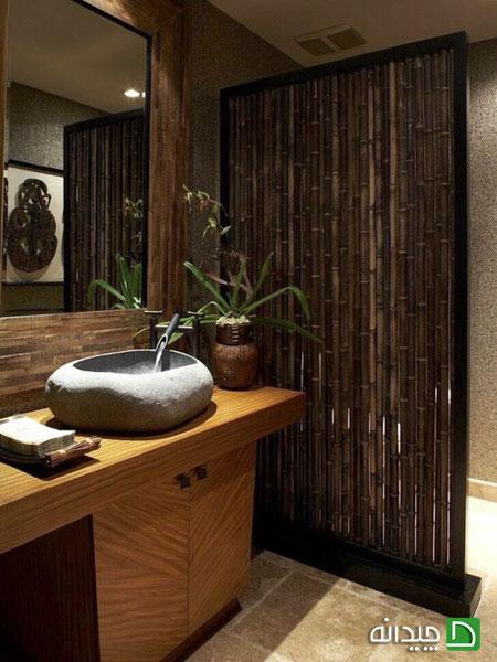 تزیین منزل با چوب بامبو، ۱۲ ایده خلاقانه!