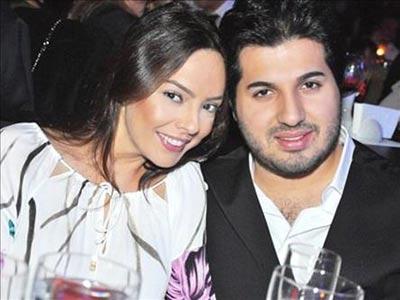 عکسهای جدید و دیده نشده از ابرو و همسر ایرانی اش
