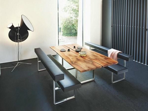مدل میز ناهار خوری جدید و شیک 2015  تصاویر