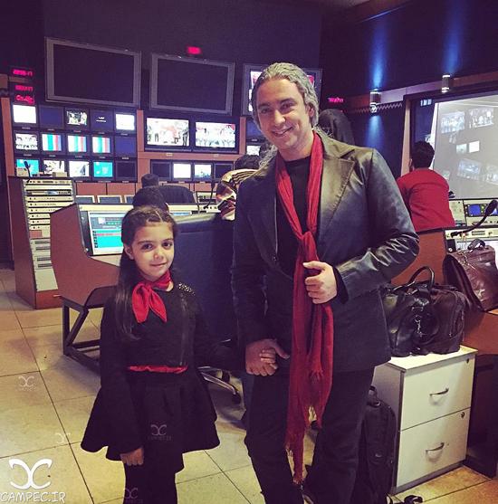 عکس های جدید و متفاوت مازیار فلاحی خواننده کشورمان و همسرش