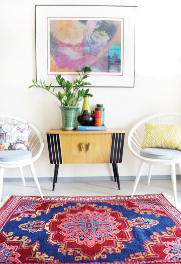 همه ی خواسته های خود برای زیبایی خانه را در دکوراسیون تلفیقی
