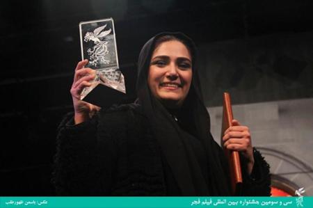 بازیگرانی که سیمرغ را جایزه گرفتند تصاویر