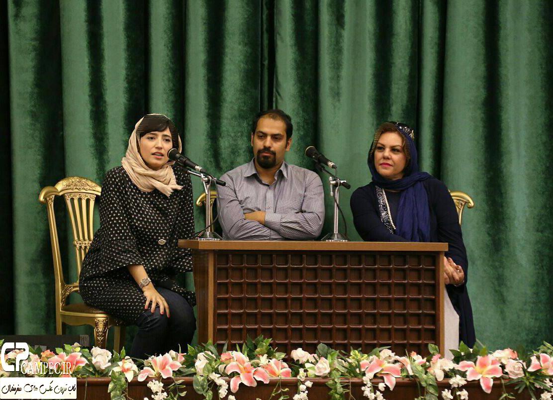 عکس های هنرمندان فیلم سینمایی قندون جهیزیه در مشهد