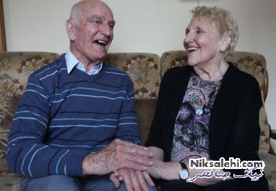 دیدار دو خواهرو برادر بعد از 75 سال