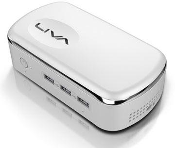 LIVA X2 – ECS کامپیوتری کوچک رومیزی با قیمت مناسب