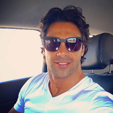 آخرین سلفی فرهاد مجیدی در اینستاگرام