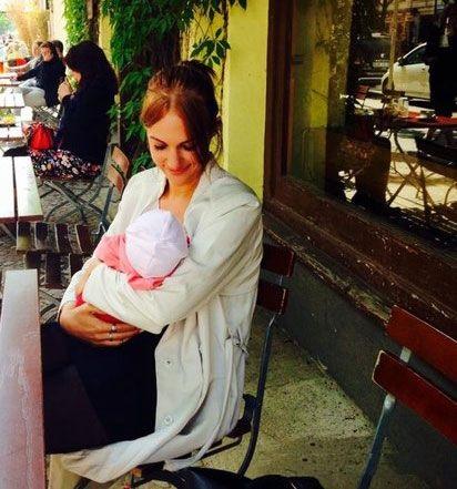 جدیدترین عکسهای مریم اوزرلی (خرم سلطان) بعد از بچه دار شدن