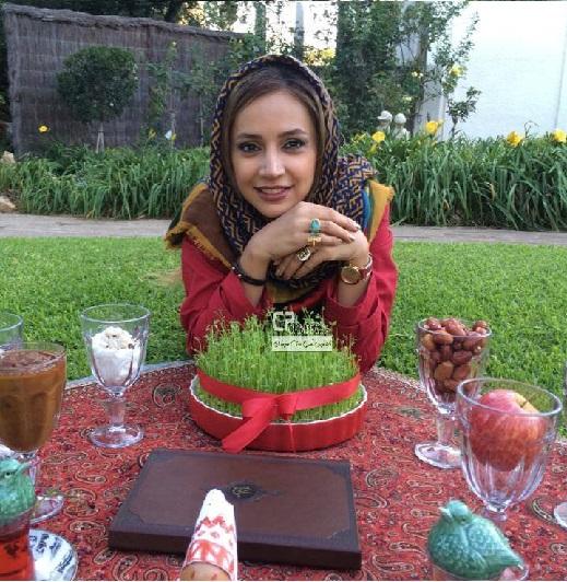 عکس های جدید و نوروزی شبنم قلی خانی 1393