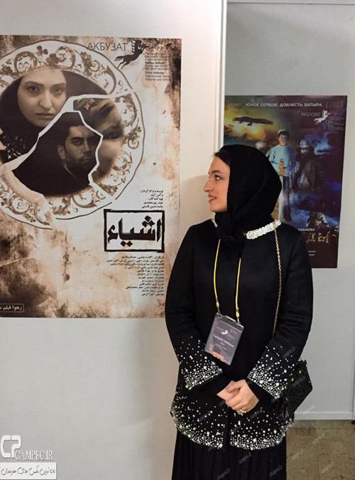 عکسهای جدید گلاره عباسی و نرگس آبیار در جشنواره فیلم روسیه