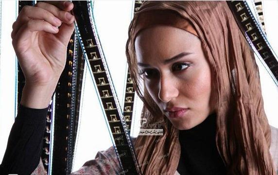 عکسهای جدید و زیبای پریناز ایزدیار در خرداد93
