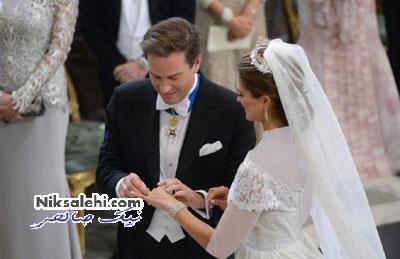 عروسی باشکوه یک شاهزاده خانم دلشکسته
