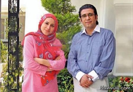 ناگفته های رشیدپور از ممنوع التصویری و حضور درکنار روحانی! تصاویر همسر و دخترش