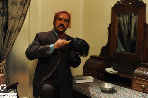 عکس های فیلم سینمایی ایران برگر