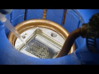 رایانه ای که با آب کار میکند
