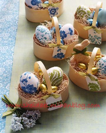 آموزش تزئین تخم مرغ سفره هفت سین نوروز  تصاویر