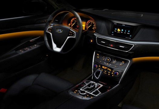 عکس های امگرند GC9 مدل 2016  مشخصات