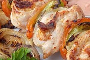 خوراک جوجه کباب استانبولی مخصوص سحری